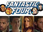 Casting officiel quatre fantastiques