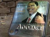 faux Viagra James Bond Obama Pakistan