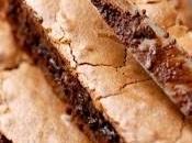 vendredi c'est retour vers futur… plus chocolat brownies craquants...