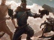 Guardians galaxy: bande annonce