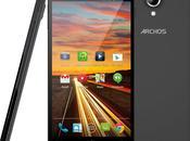 Archos Oxygen, smartphone octo-core pour euros