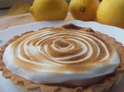 Tarte citron meringuéé