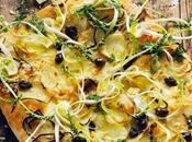 Pizza parisienne pommes terre pissenlits. Parce pomme terre, purée qu'est-ce c'est