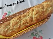 Pain fromage blanc