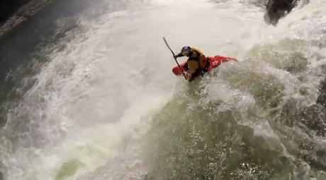 Kayak en Nouvelle Zelande