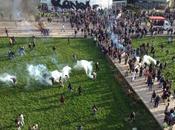 Nantes, ville dans chaos après manifestation contre l'aéroport