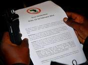 Adoption déclaration d'Oran clôture conférence africaine l'économie verte