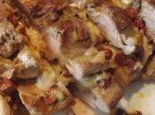 Filet mignon porc chorizo fromage Ossau Iraty