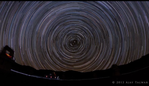 104 heures de photographie des étoiles en une vidéo : magique