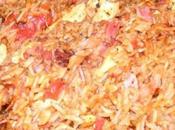 Jambalaya poulet/chorizo/jambon
