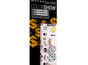 Color Show Nail Tattoos Maybelline
