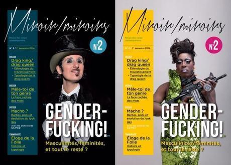 GENDERFUCKING ! Masculinités, féminités et tout le reste ? (Miroir / Miroirs n°2)