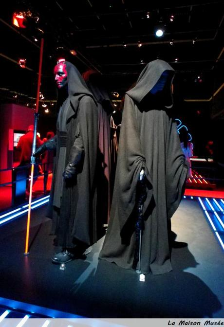 Sith Costume Exposition