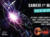 #ArtMTL activités heures pour Nuit Blanche @MTLenLumiere onirique @MBAMtl, @MACMtl, @FonderieDarling, @AgoraDanse, @FantasiaFest