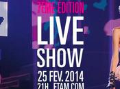 live show d'Etam, L'édition Pâques Lush plan Body Shop billets