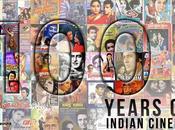 cinéma indien timbré