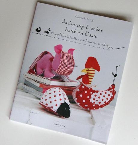 livre animaux creer Livre : Animaux à créer tout en tissu