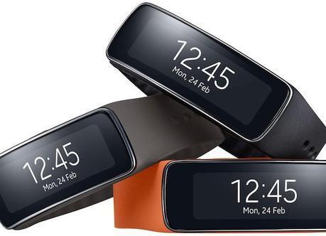Gear Fit: Le bracelet connecté made in Samsung