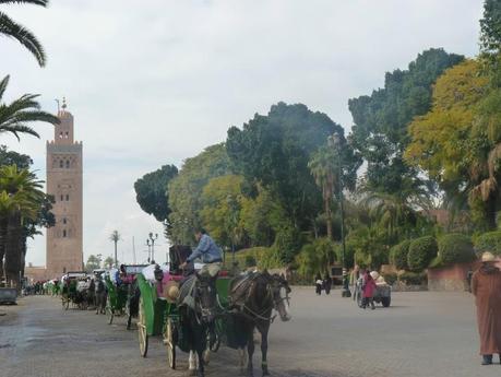 La Koutoubia, ou Mosquée des Libraires