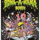 Les 10 ans du Vans Bowl-A-Rama Bondi 2014