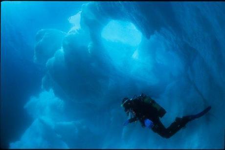 Tenter la Plongée sous la Glace