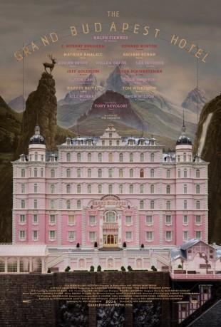 [Critique] THE GRAND BUDAPEST HOTEL