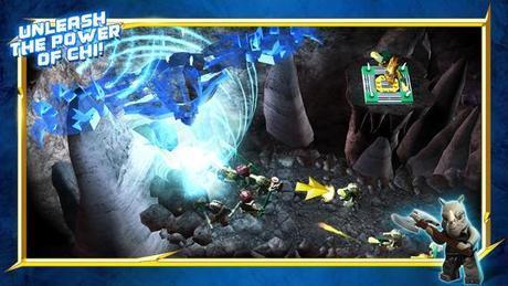 LEGO Legends of Chima Online dispo sur iOS