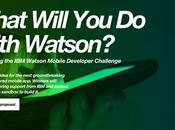 concours pour intégrer Watson mobile