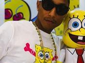 Pharrell expose Toys