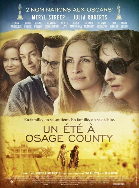 affiche osage county