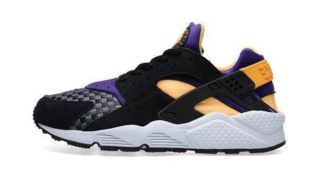 Nike Air Huarache Black Atomic Mango , Paperblog
