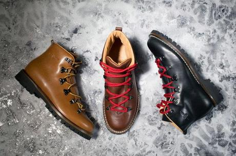 Luxe et randonnée : les hiking boots à l'honneur   À Voir