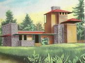 Prairie House Franck Lloyd Wright