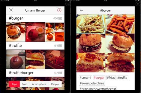 Umami, le burger le plus instagramé depuis son ouverture en Juillet 2013