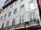 Lisbonne, quadrillage rues Baixa