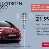 Musique de pub : Nouveau Citroën C4 Picasso HDI Music Box - Yes I Will
