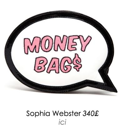pochette tendance pop sophia webster