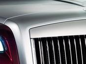 MOTEURS Rolls-Royce Ghost Series Salon l'auto Genève