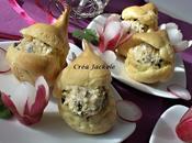 Chouchoux crabe Wakamé
