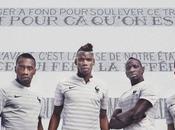 Nike dévoile tenue extérieure l'Equipe France Football pour Brésil