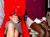 first décrété plus prestigieux premier rang fashion week parisienne...