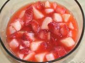 Petite salade fruits frais