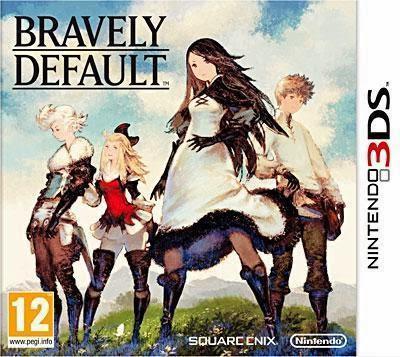 Mon jeu du moment: Bravely Default