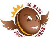 Gourmandise mars, jour macaron profit Vaincre Mucovisidose