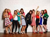 Sous jupes filles Flashmob Trocadéro
