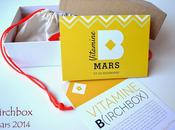 [Box] Birchbox vitaminée Mars 2014