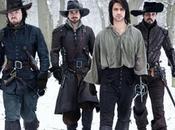 Critiques Séries Musketeers Trois Mousquetaires. Saison BILAN