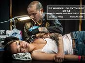 Reportage mondial Tatouage 2014