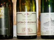 Produits mer, mises bouche deuxième plat Roche Moines, Corton-Charlemagne Clos Sainte Hune