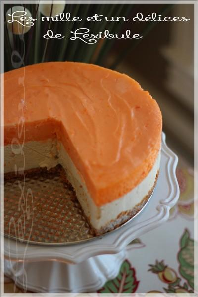 ~Tarte à l'orange à faire rêver~